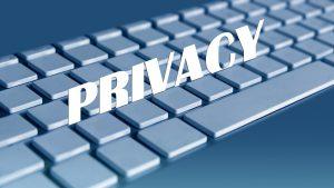 respect van privacy
